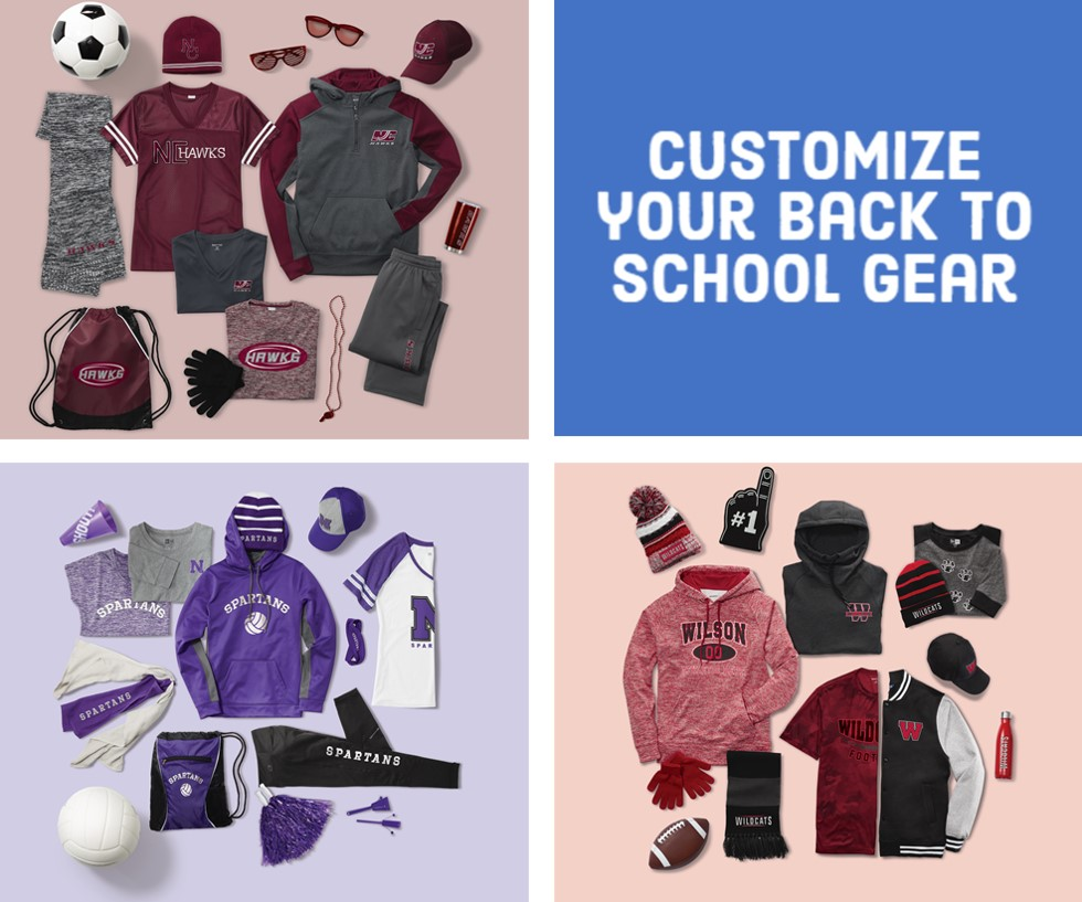 Customize Your Gear